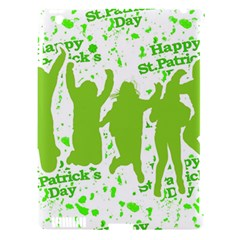 Saint Patrick Motif Apple iPad 3/4 Hardshell Case (Compatible with Smart Cover)