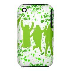 Saint Patrick Motif iPhone 3S/3GS