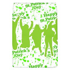 Saint Patrick Motif Flap Covers (L)