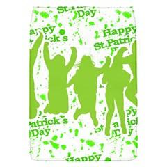 Saint Patrick Motif Flap Covers (S)