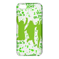 Saint Patrick Motif Apple iPhone 5C Hardshell Case
