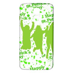 Saint Patrick Motif Samsung Galaxy S5 Back Case (White)