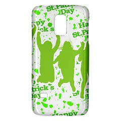 Saint Patrick Motif Galaxy S5 Mini