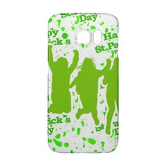 Saint Patrick Motif Galaxy S6 Edge