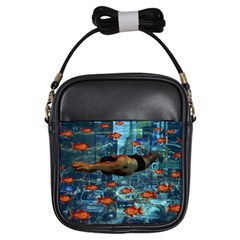 Urban swimmers   Girls Sling Bags