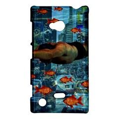 Urban swimmers   Nokia Lumia 720
