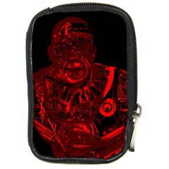 Warrior - red Compact Camera Cases