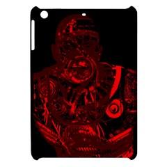 Warrior - red Apple iPad Mini Hardshell Case