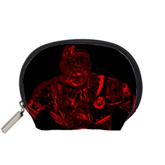 Warrior - red Accessory Pouches (Small)