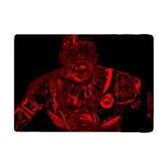 Warrior - red iPad Mini 2 Flip Cases