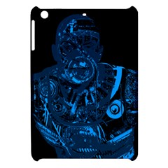 Warrior - Blue Apple iPad Mini Hardshell Case