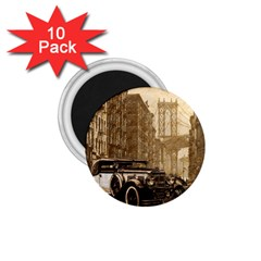 Vintage Old car 1.75  Magnets (10 pack)