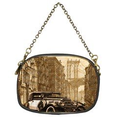 Vintage Old car Chain Purses (One Side)
