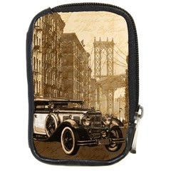 Vintage Old car Compact Camera Cases