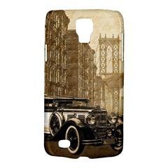 Vintage Old car Galaxy S4 Active