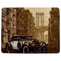 Vintage Old car Jigsaw Puzzle Photo Stand (Rectangular)