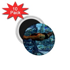 Urban swimmers   1.75  Magnets (10 pack)