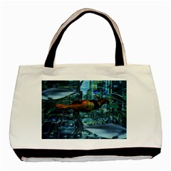 Urban swimmers   Basic Tote Bag (Two Sides)