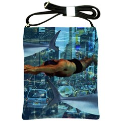 Urban swimmers   Shoulder Sling Bags