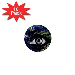 Mother Earth  1  Mini Magnet (10 pack)