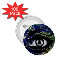 Mother Earth  1.75  Buttons (100 pack)