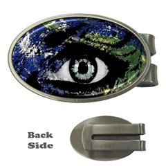 Mother Earth  Money Clips (Oval)