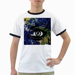 Mother Earth  Ringer T-Shirts
