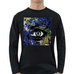 Mother Earth  Long Sleeve Dark T-Shirts