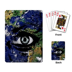 Mother Earth  Playing Card