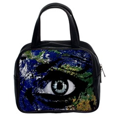Mother Earth  Classic Handbags (2 Sides)