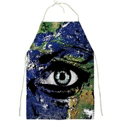 Mother Earth  Full Print Aprons