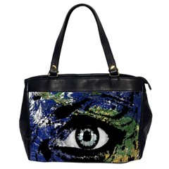 Mother Earth  Office Handbags (2 Sides)