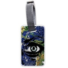 Mother Earth  Luggage Tags (One Side)