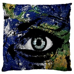 Mother Earth  Large Cushion Case (One Side)