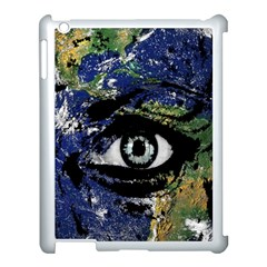 Mother Earth  Apple iPad 3/4 Case (White)