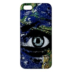 Mother Earth  iPhone 5S/ SE Premium Hardshell Case