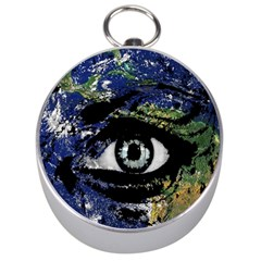 Mother Earth  Silver Compasses