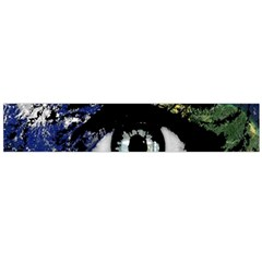 Mother Earth  Flano Scarf (Large)