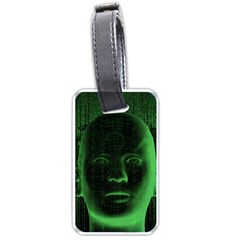 Code  Luggage Tags (Two Sides)