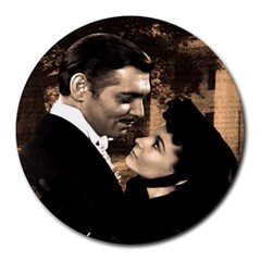 Gone with the Wind Round Mousepads