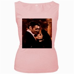 Gone with the Wind Women s Pink Tank Top