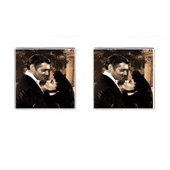 Gone with the Wind Cufflinks (Square)