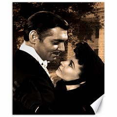 Gone with the Wind Canvas 16  x 20