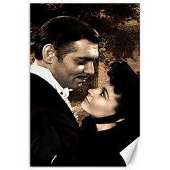 Gone with the Wind Canvas 24  x 36