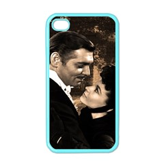 Gone with the Wind Apple iPhone 4 Case (Color)