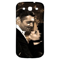 Gone with the Wind Samsung Galaxy S3 S III Classic Hardshell Back Case