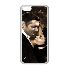 Gone with the Wind Apple iPhone 5C Seamless Case (White)