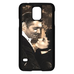 Gone with the Wind Samsung Galaxy S5 Case (Black)