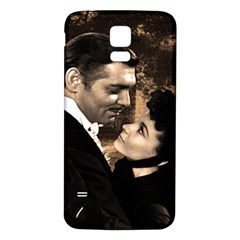 Gone with the Wind Samsung Galaxy S5 Back Case (White)