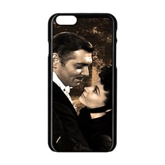 Gone with the Wind Apple iPhone 6/6S Black Enamel Case